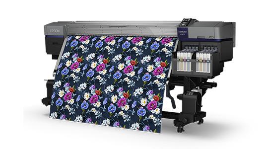 Digital Fabric Printing for Fashion Textiles | Epson US