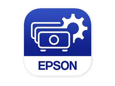 Epson Projector Config Tool App