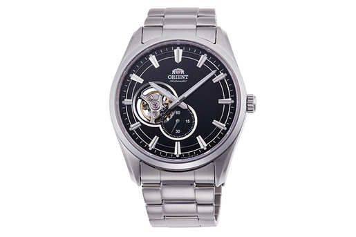 Mechanical Contemporary Watch, Metal Strap - 40.8mm (RA-AR0002B)