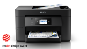 Epson WorkForce WF-3721 Wi-Fi Duplex All-in-One Inkjet Printer