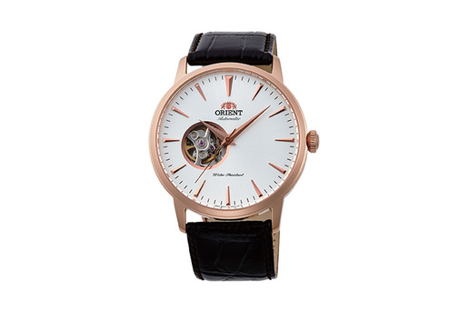 Mechanical Contemporary, Leather Strap - 41.0mm (AG02002W)