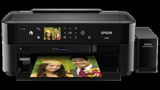 Impresora EcoTank L810