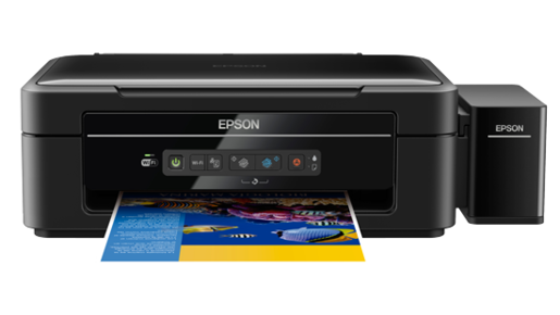 EcoTank L365 All-in-One Printer