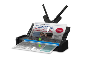 WorkForce ES-200 Portable Duplex Document Scanner with ADF