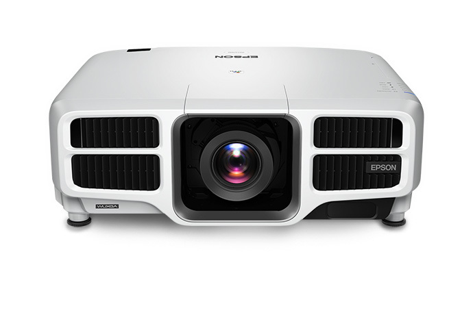 Pro L1750UNL WUXGA 3LCD Laser Projector with 4K Enhancement Without Lens