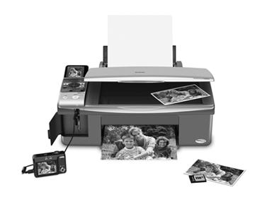 pilote imprimante epson stylus t26