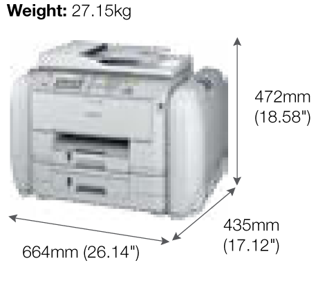 Epson WorkForce Pro WF-R5691