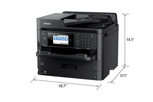 WorkForce Pro ET-8700 EcoTank All-in-One Supertank Printer